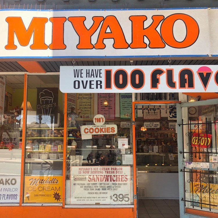 Miyako Ice Cream the last black-owned business of its kind in sf