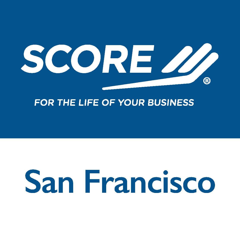 SCORE San Francisco SM Square logo